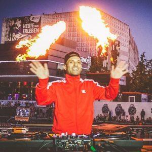 DJ Iron Technics DJ-Battle 2019 Feuer