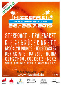 Hizzefrei Open Air 2019