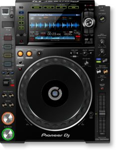 Pioneer DJ - CDJ 2000 Nexus 2